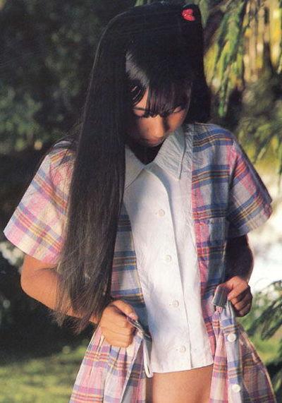 Rika Nishimura Photo Books - Секретное хранилище